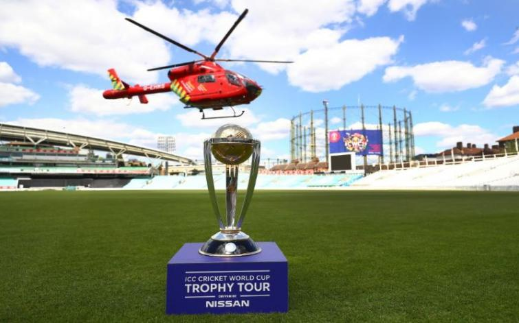Cricket World Cup begins today with England-South Africa clash