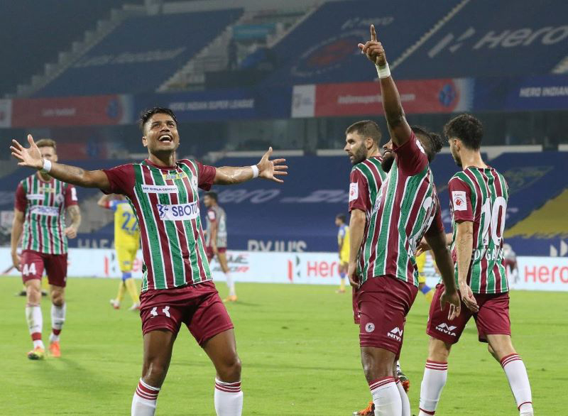 ISL: Roy Krishna picks up from where he left off as ATK MB down Blasters