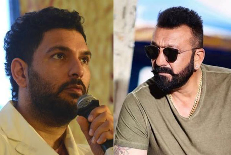 I know the pain it causes: Yuvraj Singh tweets wishing Sanjay Dutt speedy recovery