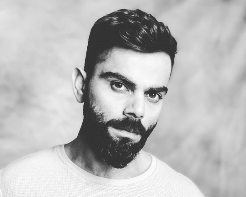 Virat Kohli shares an image on Instagram