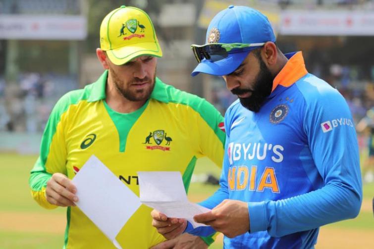 Rajkot ODI: Australia win toss, elect to bowl first against India