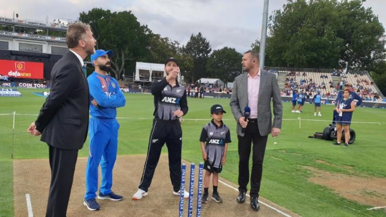 India post 179/5 against New Zealand in T20 clash