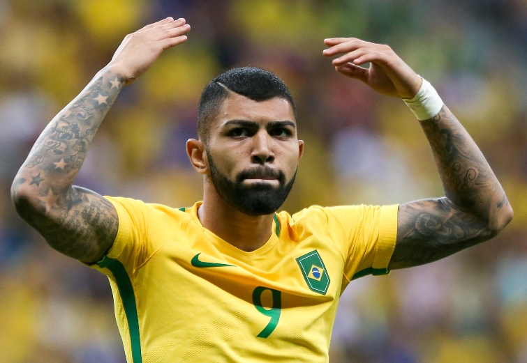 Gabriel Barbosa reveals wish to see Neymar at Flamengo