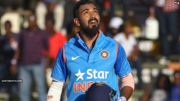 Pressure of replacing legendary keeper like MSD was immense, says KL Rahul