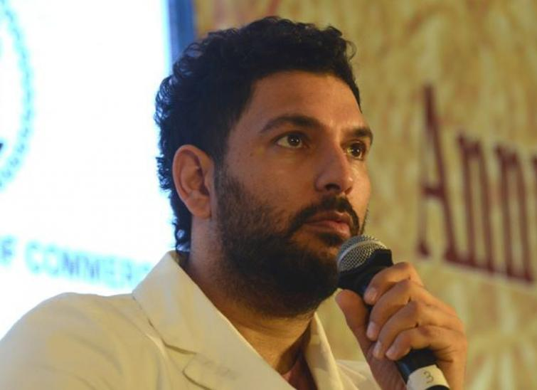 Young cricketers try too hard on social media to become something which they are not: Yuvraj Singh