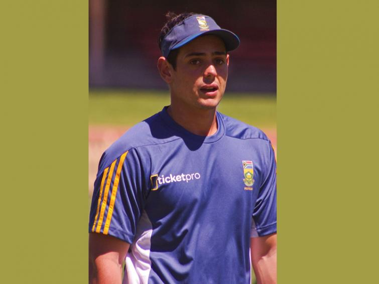 Cricket stars returns to field: South Africa high performance squad return to training