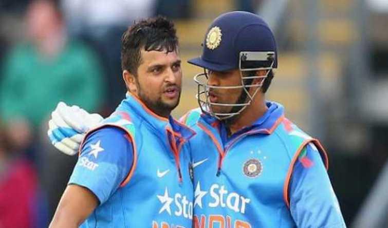Dhoni, best captain India ever had: Suresh Raina