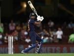 Hardik Pandya's heroic 42 no helps India beat Australia by 6 wickets, clinch series