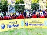 Jammu and Kashmir: Real Kashmir FC launches 'She Power' initiative