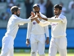 India bowl out Australia in Melbourne for 195