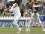 Wellington Test: Rain forces play to stop on day 1, India struggle at 122/5