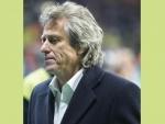 Flamengo boss Jorge Jesus returns to Brazil