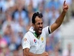 Wahab says ready to make a comeback in Tests for England tour