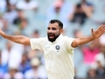 Current Indian fast-bowling unit best in the world says Mohammed Shami