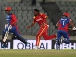 COVID-19: Zimbabwe-Afghanistan T20I series called off