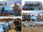Jammu and Kashmir: Volleyball Championship League concludes