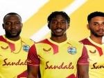 West Indies management unveils new T20I jersey