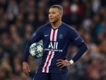 PSG's Mbappe to miss games for three weeks due to injury