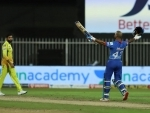 IPL 2020: Shikhar Dhawan's maiden ton guides DC to 5-wicket win over CSK