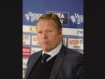 Netherlands coach Koeman in hospital with heart problem