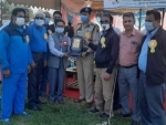 Jammu and Kashmir: DC inaugurates 'District Football League Championship' at B'la
