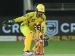 MS Dhoni becomes most capped player in IPL history
