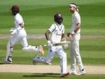 Second test: West Indies post 118-2 at lunch, trail England by 351 runs