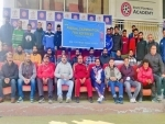 J&K Football Association conducts refresher course for referees