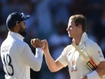 Virat Kohli managed to close the gap on Steve Smith at the top of the MRF ICC Men's Test Batting Rankings