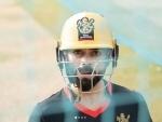 Virat Kohli back in action on cricket field for IPL 2020