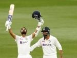 Boxing Day Test: Ajinkya Rahane's gritty century put India in driver's seat against Australia