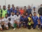 Jammu and Kashmir: FC Safaloo lifts downtown Shahr- e- Khaas cup