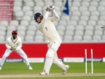 Chris Woakes, Broad bowl out Windies for 287, England 2nd innings 37/2 at stumps