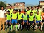 Jammu and Kashmir: Lal Bazar football tournament begins
