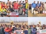 J&K: Police Martyrs Sports festival concludes in Sopore