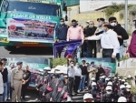 Jammu and Kashmir: SSP Doda flags-off 50 girls on inter-zonal district level trekking expeditions