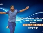 Indian pacer Shardul Thakur roped in as Tata Power brand ambassador