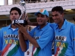 Yuvraj Singh relives Natwest 2002 trophy moment