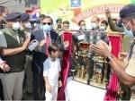 Jammu and Kashmir: Handwara police cricket league begins