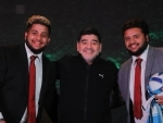 Kolkata gets its first cricket stadium named after late football legend Maradona
