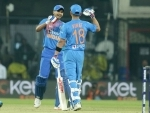 India beat Sri Lanka in T20 clash by seven wickets to take 1-0 lead