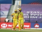 IPL 2020: Gaikwad's fifty guides CSK to easy 9-wicket win over KXIP