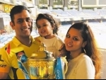 MS Dhoni's 5-year old daughter Ziva receives rape threat on social media