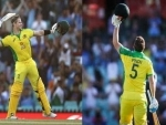 Aaron Finch, Steve Smith tons propel Australia to 374/6 against India