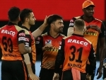 IPL: SRH beat DC by 88 runs, keep hopes alive for play-off