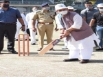 Jammu and Kashmir: LG Sinha inaugurates T-20 Police Premier League