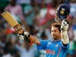 Make helmet mandatory for batsmen at professional levels: Sachin Tendulkar