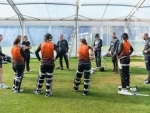 New Zealand women cricketers return to training after break owing to Covid-19