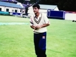 Sourav Ganguly looks back at his debut series, shares image on Instagram