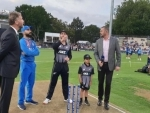 New Zealand win toss, elect to bowl first against India in Hamilton